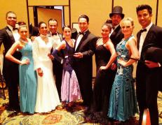 Ballroom performance for the Boys and Girls club of Carlsbad gala.