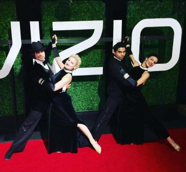 Foxtrot performance for VIZIO at the Marconi Automotive Museum
